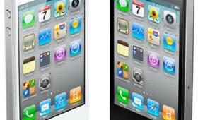 Чёрный или белый iphone?